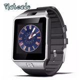 Smartwatch Reloj Inteligente Plata O Negro