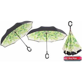 Paraguas Reversible En Paquete De 10