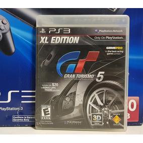 Jogo Gran Turismo 5 Playstation 3 Midia Fisica Ps3