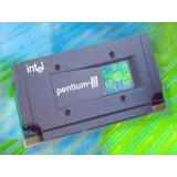 Micro Procesador Slot Piii Y P2 Funcionando