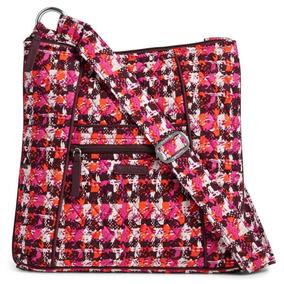 Bolsa Vera Bradley Hipster Crossbody Bandolera Bag Tweed