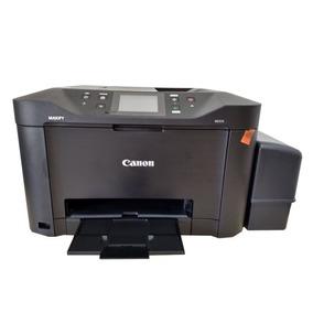 Multifuncional Canon Mb5110 Bulk Ink Tinta Grande +30 Mil Pg