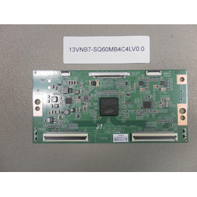 Placa T-con Philips 48pfs6609/12 13vnb7 Sq60mb4c4lv0.0