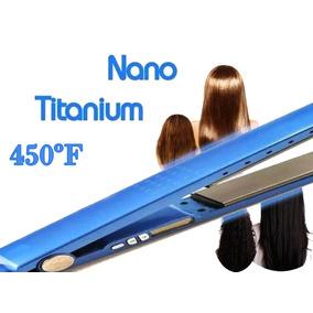 0903c83ff Chapinha Alisadora Para Cabelo Profissional Nano Titanium
