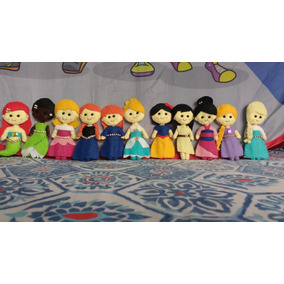11 Chaveiros Princesas Da Disney Feltro Lembrancinhas Batiza