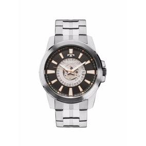 Relógio Technos Masculino Esportivo 2117lai/1p Original C/nf
