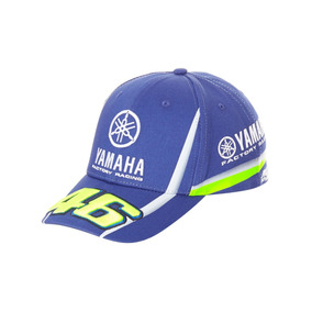 Gorra Casual Vr46 Yamaha Factory Racing Valentino Rossi 6a282329ae7