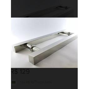 Puxador Inox 40 Cm