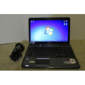 Laptop Toshiba Satélite P755-s5320 Procesador I3 Y 6gb Ram