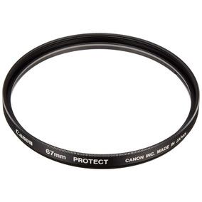 Filtro 67 Mm Proteccion Canon Us 2598 A001