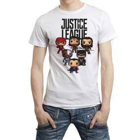 Funko Pop Justice League Liga Justicia Playera Dc Comic