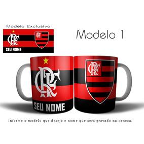 Kit Caneca Flamengo - Louça Canecas 1 Unidade no Mercado Livre Brasil 114e8cc260224