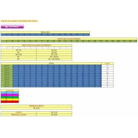 Planilha Lotofacil 23 Dezenas Em 10 Jogos (( Sem Fixas ))