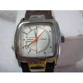 c1fc3e231a5 Relogio Diesel Quadrado Original - Relógios no Mercado Livre Brasil