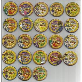 Lote Com 10 Tazos Da Coleção Elma Chips Metal Tazo Yu-gi-oh!