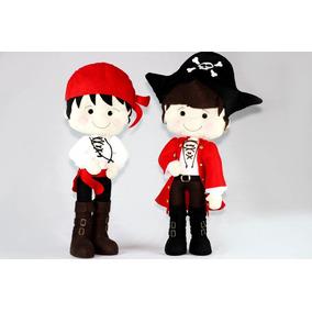 Bonecas De Pano, Piratas