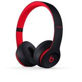 Beats Audífono On Ear Solo 3 Wireless Defiant Negro / Rojo