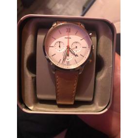 bb0cd974b791 Reloj Fossil De Cuero Correa Ancha - Relojes en Distrito Federal en ...