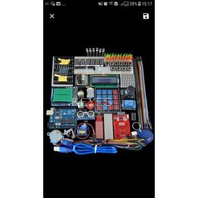 Androino Kit Para Wavgat R3 R3-uno Uno Placa De Ensaio E