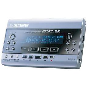 Micro Br Boss Gravador Digital