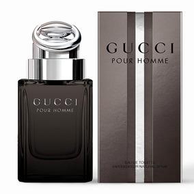 Gucci By Gucci Pour Homme 90 Ml - Hombre