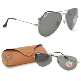 73928dfbec6e2 Rb3025 Rayban Ray Ban Aviador 3025 Cinza Degradê Grafite - Óculos no ...