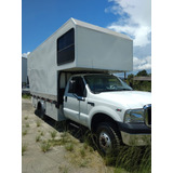 Ford F4000 4x4 Camper Loja Food Truck Motorhome