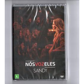 Sandy-nos Vos Eles ( Dvd 2018 )