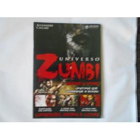 Revista Universo Zumbi - Mortos Ou Vivos