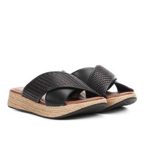 607d7c3f0 Sandalia Plataforma Feminino Sandalias Usaflex - Sapatos para ...