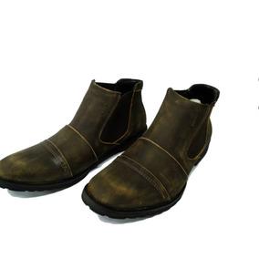 Bota Texana Vimar Sanfonada 20440 Conhaque - Sapatos no Mercado ... 6fb9e44313c