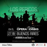 Una (1) Entrada Los Pericos Hoy Teatro Opera Orbis