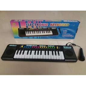 Organo A Pilas Para Niño 32 Teclas - Musical - Nohaytope