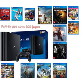 Playstation 4 Pro Ps4 Pro 1tb 4k
