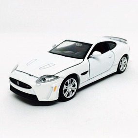 Jaguar Xkr-s C/ Luz E Som Action 1:32 California Toys