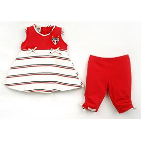 Conjuntos Com Saia em Poá de Bebê no Mercado Livre Brasil 3586a9fec3ad6