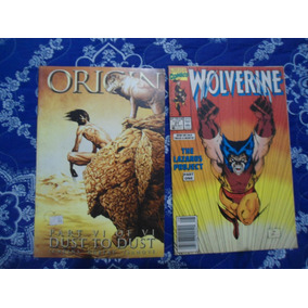 Ediçoes Americanas De Wolverine
