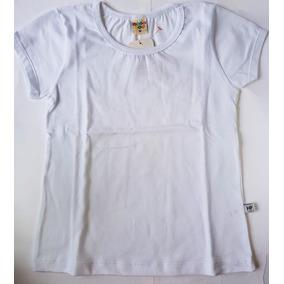 Camiseta Branca Lisa Fio 30.1 Excelente Qualidade Confira - Calçados ... 2c3df39a1c2