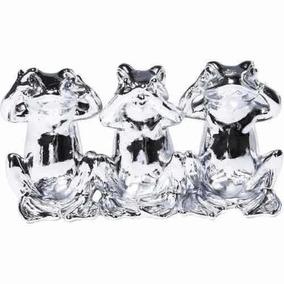 Figura Decorativa Crazy Frogs Trio Kare (37379)