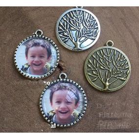 Dije Medalla Camafeo Relicario Personalizados Con Tu Foto