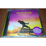 Cd - Bohemian Rhapsody - Queen - Banda Sonora