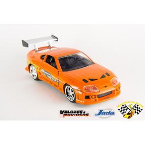 Miniatura Velozes & Furiosos Toyota Supra 1995 1:32 Brian
