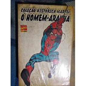 Coleção Histórica Marvel H. Aranha Completo
