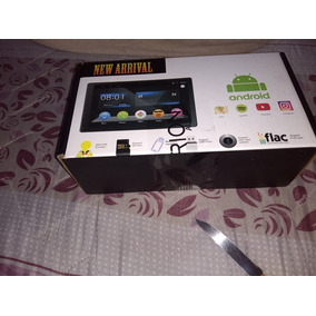 Cetral Multimidia Android 740 Bt