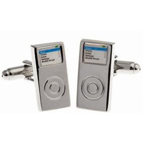 Mancuernillas De Acero Originales Ipod