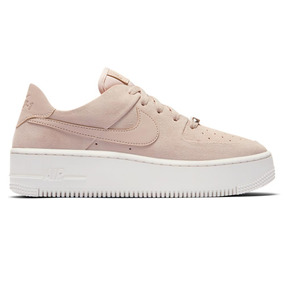 Zapatillas Nike Mujer Air Force 1 Sage Low 5698