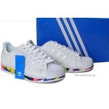 pretty nice 37c00 71ece adidas Superstar Ii Picasso Bottom Mosaic Blanco
