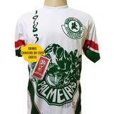 Camisa Palmeiras Nova Verde Escura Nova 2019 Deca Campeão