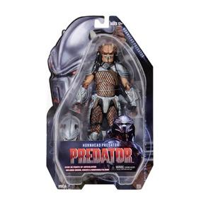 Predador Hornhead- Série 18- Neca- Original