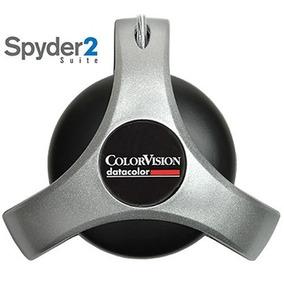 Colorvision Spyder2 Suite Monitor Y Sistema Calibración Del